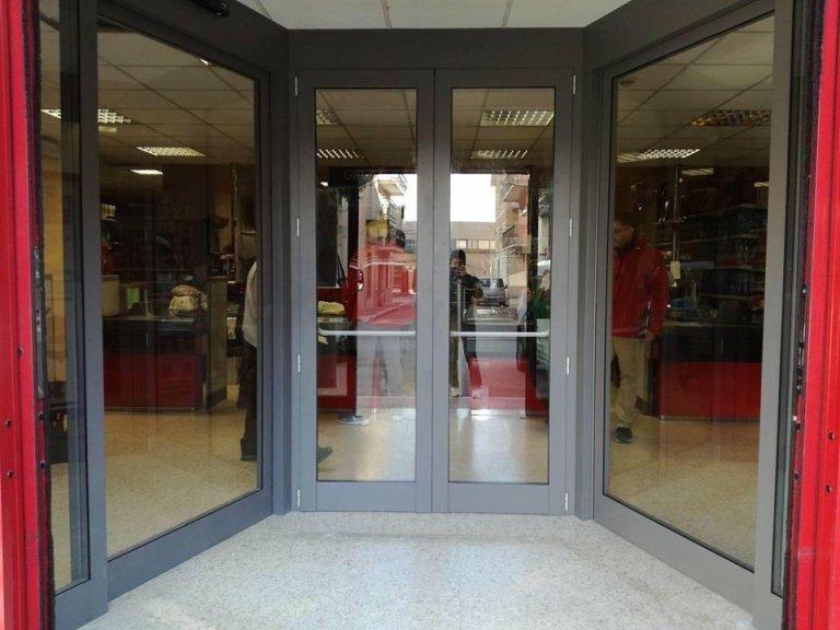 Porte In Vetro Automatiche Scorrevoli E Antipanico Vetrodaunia